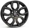 MINI W1650 ELENA DIAMOND BLACK R16 W6,5 PCD4x100 ET48 DIA56,1