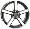 VOLVO W1257 NORD Anthracite Polished R18 W7,5 PCD5x108 ET52,5 DIA63,4