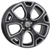 JEEP W3804 DETROIT Anthracite Polished R18 W7 PCD5x110 ET40 DIA65,1